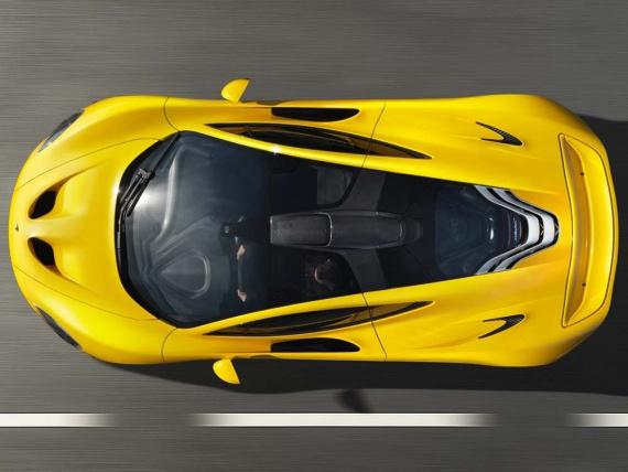 McLaren P1 2013-2014