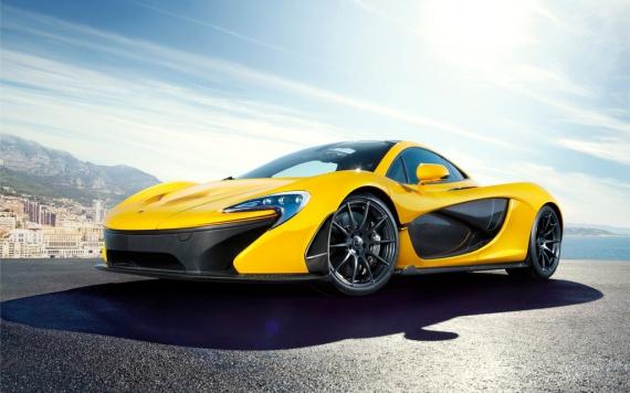 Новый McLaren P1